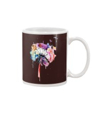 colourful flower  Mug front