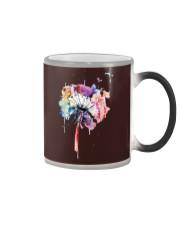 colourful flower  Color Changing Mug thumbnail
