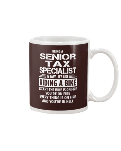 Senior Tax Specialist tees