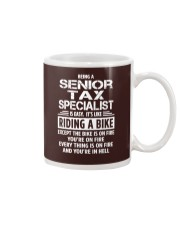 Senior Tax Specialist tees Mug tile