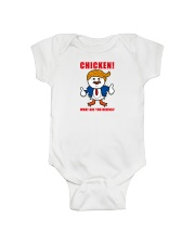 TAX MARCH CHICKEN tees Onesie thumbnail