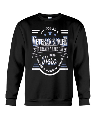 Veterans Wife Create A Safe Haven