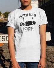 Hench Mafia Records T Shirt Classic T-Shirt apparel-classic-tshirt-lifestyle-29