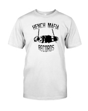 Hench Mafia Records T Shirt Premium Fit Mens Tee thumbnail