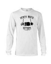 Hench Mafia Records T Shirt Long Sleeve Tee thumbnail