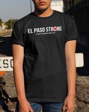 El Paso Strong Shirt Classic T-Shirt apparel-classic-tshirt-lifestyle-29