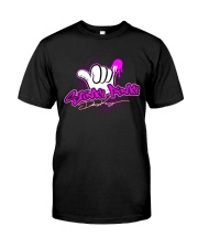 disco dean stinky pinky shirt Classic T-Shirt front