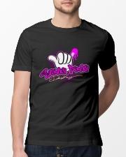 disco dean stinky pinky shirt Classic T-Shirt lifestyle-mens-crewneck-front-13