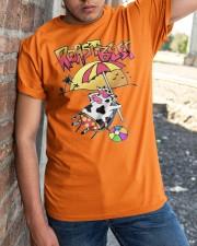 roast beef shirt Classic T-Shirt apparel-classic-tshirt-lifestyle-27