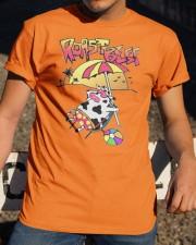 roast beef shirt Classic T-Shirt apparel-classic-tshirt-lifestyle-28
