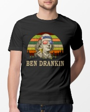 ben drankin shirt Classic T-Shirt lifestyle-mens-crewneck-front-13