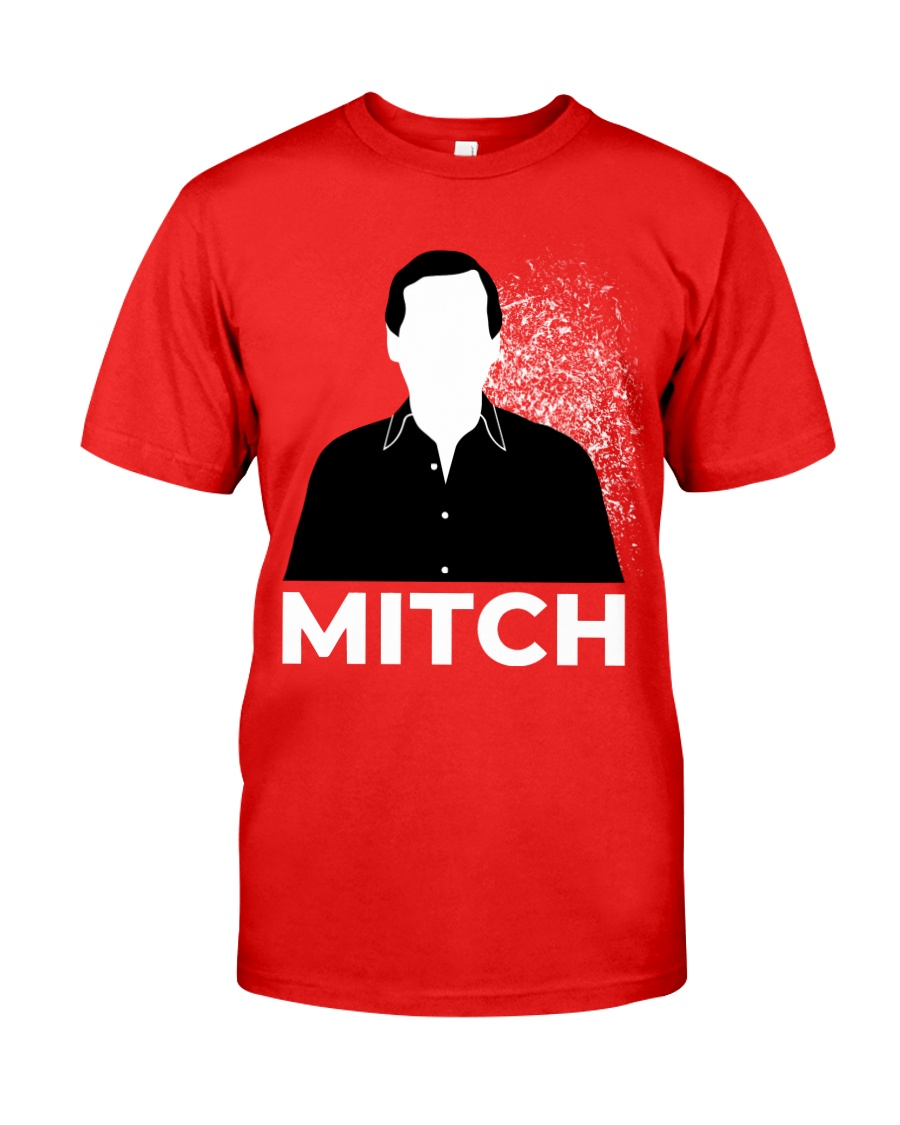 cocaine mitch shirt Classic T-Shirt