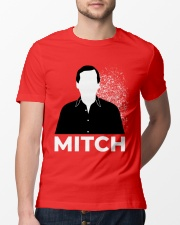 cocaine mitch shirt Classic T-Shirt lifestyle-mens-crewneck-front-13