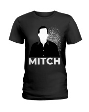 cocaine mitch shirt Ladies T-Shirt thumbnail