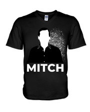 cocaine mitch shirt V-Neck T-Shirt thumbnail