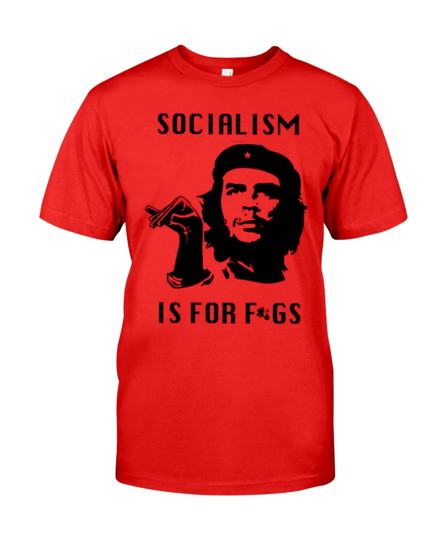 socialism is for figs shirt Classic T-Shirt
