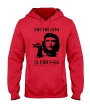 socialism is for figs shirt Hooded Sweatshirt thumbnail