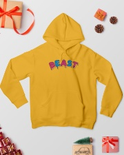 mr beast hoodie Hooded Sweatshirt lifestyle-holiday-hoodie-front-2