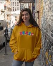 mr beast hoodie Hooded Sweatshirt lifestyle-unisex-hoodie-front-1