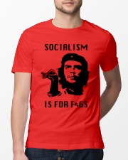 socialism is for figs shirt Classic T-Shirt lifestyle-mens-crewneck-front-13