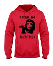 socialism is for figs shirt Hooded Sweatshirt tile