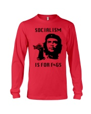 socialism is for figs shirt Long Sleeve Tee tile