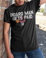 board man gets paid shirt Classic T-Shirt apparel-classic-tshirt-lifestyle-27