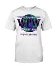 WPW Merchandise Classic T-Shirt front