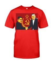 Dictator Dan - Kim Jong Dan Classic T-Shirt front