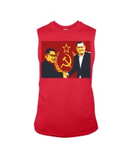 Dictator Dan - Kim Jong Dan Sleeveless Tee thumbnail
