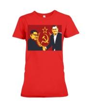 Dictator Dan - Kim Jong Dan Premium Fit Ladies Tee thumbnail