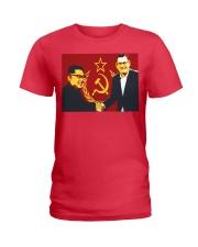 Dictator Dan - Kim Jong Dan Ladies T-Shirt thumbnail