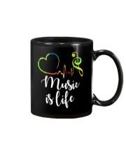 Music is life Mug thumbnail