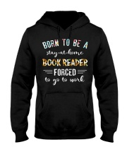 Book reader Hooded Sweatshirt thumbnail