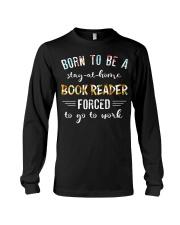 Book reader Long Sleeve Tee thumbnail