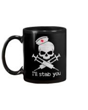 I'll stab you - Mug Mug back