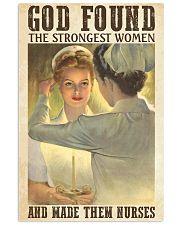 I'm a Nurse 16x24 Poster front