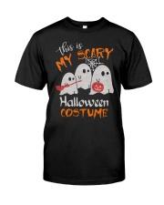 my scary halloween costume Classic T-Shirt thumbnail