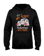 my scary halloween costume Hooded Sweatshirt thumbnail