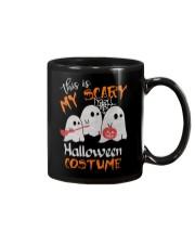 my scary halloween costume Mug thumbnail