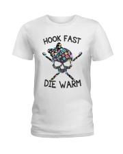 Hook fast Ladies T-Shirt thumbnail