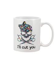 I'll cut you Mug tile