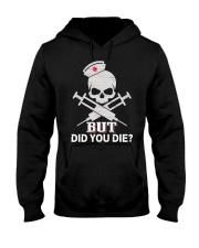I'm a Nurse Hooded Sweatshirt thumbnail