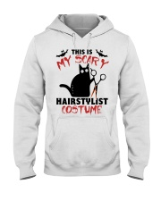 My scary hairstylist costume Hooded Sweatshirt thumbnail
