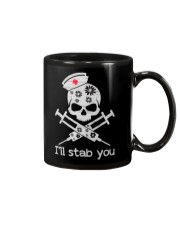 I'll stab you Mug thumbnail