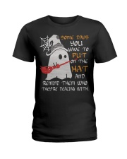 Halloween Ladies T-Shirt front
