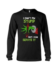 Merry Christmas Long Sleeve Tee front
