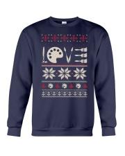 Artist - Love Crewneck Sweatshirt front