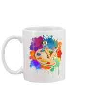 Artist Mug back