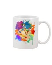 Artist Mug front